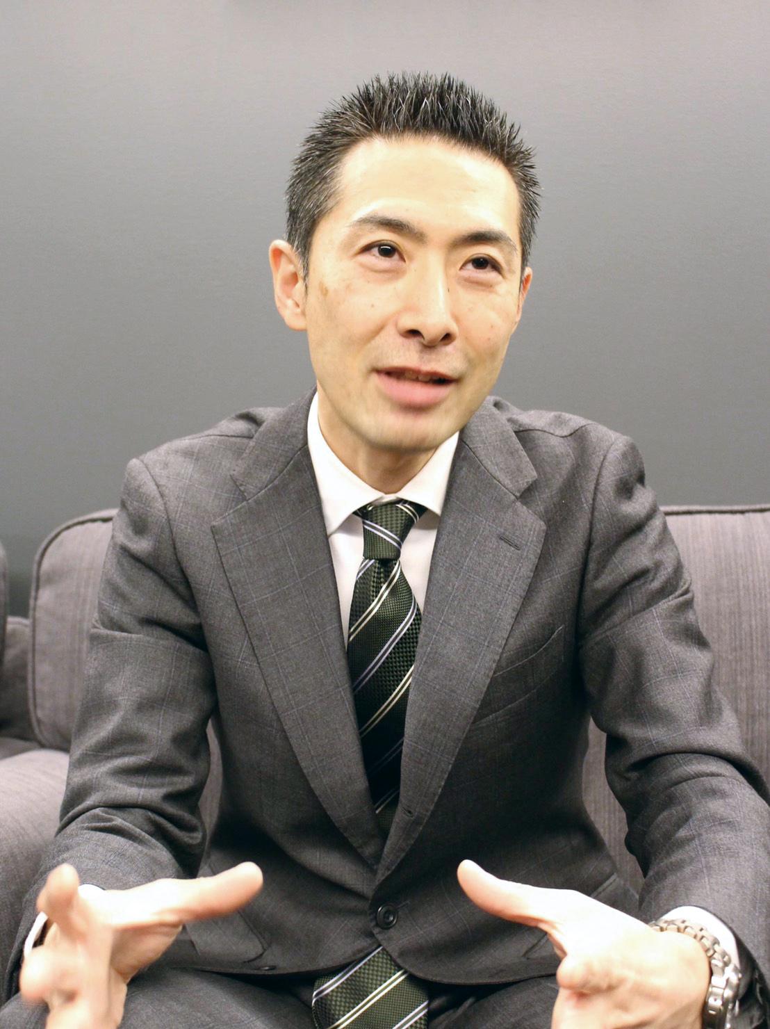 代表取締役社長/渋谷 潤